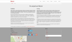 Website Coach Manon 4 Zichtbaar Betere Internet Websites