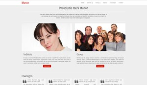 Website Coach Manon 2 Zichtbaar Betere Internet Websites