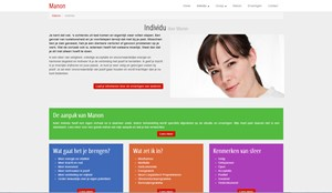 Website Coach Manon 3 Zichtbaar Betere Internet Websites