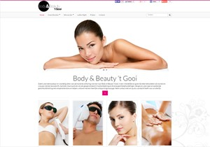Website Body Beauty T Gooi 1 Zichtbaar Betere Internet Website