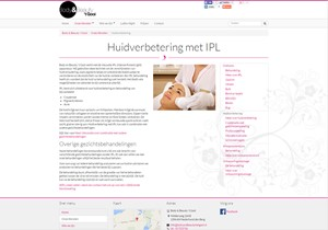Website Body Beauty T Gooi 2 Zichtbaar Betere Internet Website